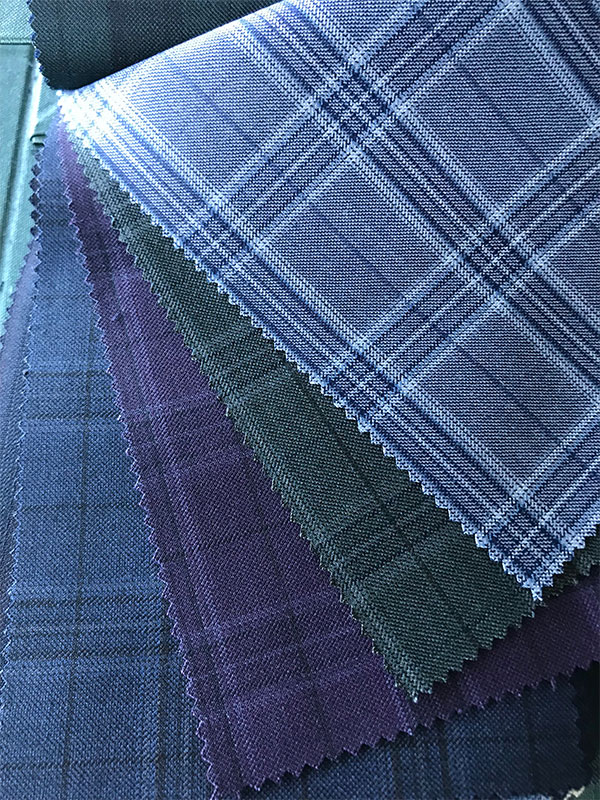 Steel and May Cloth and Fabric for Bespoke Suits and Jackets