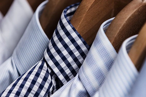 Steel and May Hand Made Shirts Sydney Melbourne