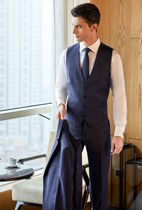 Steel and May Bespoke Suits Gallery Sydney and Melbourne